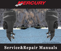 Thumbnail Mercury Outboard 30 jet / 40 (4cyl)  2-stroke Service Manual