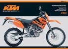 Thumbnail 2003 Ktm 625 Sxc Owners User Manual Download