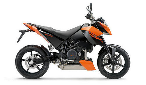 Product picture 2008 Ktm 690 Duke Motorcycle Owners Manual
