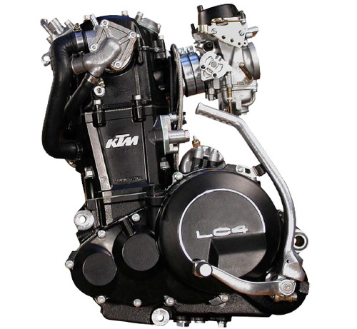Product picture 1998-2003 Ktm 400-660 Lc4 Engine Service Repair Manual